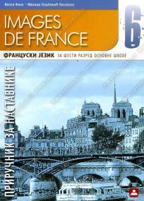 Images de France 6, priručnik za nastavnike