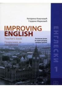 Improving English - priručnik za nastavnike engleskog jezika za 1. razred srednje škole