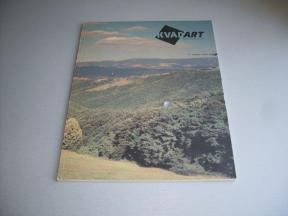 Kvadart br. 9, VIII 1999. časopis za dizajn i umetnost