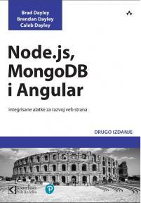 Node.js, MongoDB i Angular: integrisane alatke za razvoj veb strana