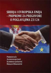 Srbija i Evropska unija - pripreme za pregovore o poglavljima 23 i 24
