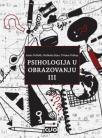 Psihologija u obrazovanju - III