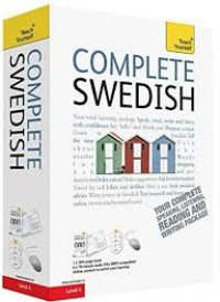 Complete Swedish, Level 4