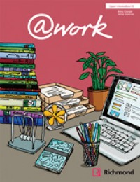 @Work - B2 Student's Book