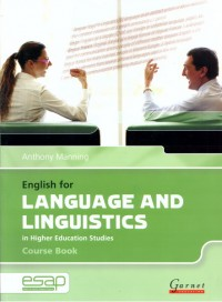 English for Language and Linguistics - CB