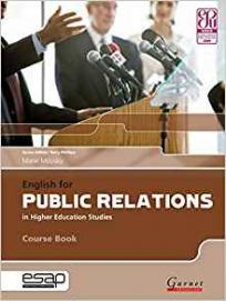 English for Public Relations - CB