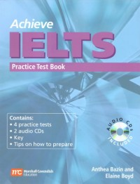 Achieve IELTS - Practice Test Book+CDs