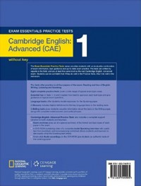 Cambridge English Advanced (CAE) 1