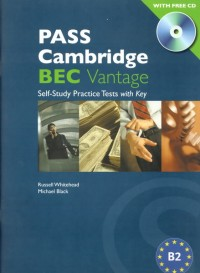 Pass Cambridge BEC - Vantage Practice Tests