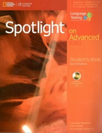 Spotlight on Advanced (CAE 2015) SB