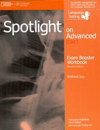 Spotlight on Advanced (CAE 2015) WB - bez ključa