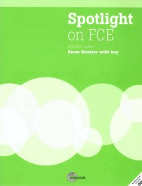 Spotlight on FCE - Exam Booster+CD+DVD+Key