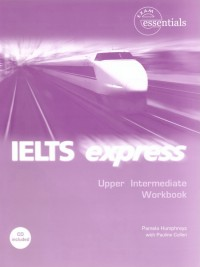 IELTS express - Upper Intermediate WB+CD