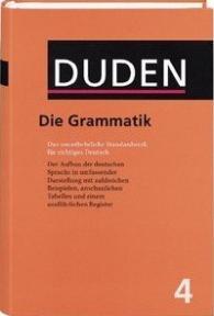 Duden 4 - Die Grammatik