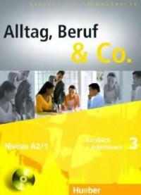 Alltag, Beruf & Co. - 3 KB + AB