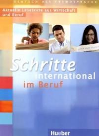 Schritte International Im Beruf - Aktuelle Lesetexte