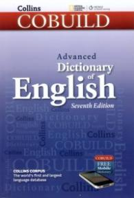 Collins Cobuild - Advanced Dictionary 7th Edition