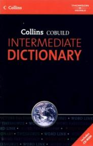 Collins Cobuild - Intermediate Dictionary + CD-Rom