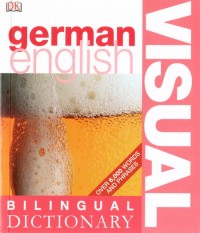 Bilingual Dictionary Visual - German-English