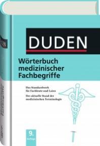 Duden - WB Medizin Fachbegriffe
