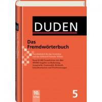 Duden 5 - Das Fremdwörterbuch