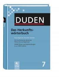 Duden 7 - Das Herkunftswörterbuch