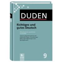 Duden 9 - Richtiges und gutes Deutsch