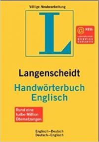 Handwörterbuch Englisch