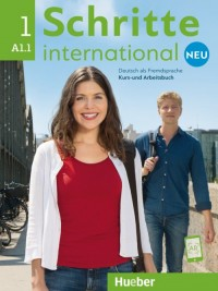 Schritte International 1 neu, udžbenik i radna sveska