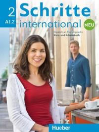 Schritte International - 2 KB+AB+CD