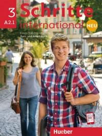 Schritte International - 3 KB+AB+CD