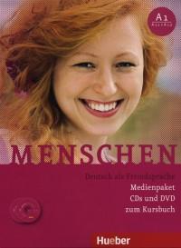 Menschen - A1 Medienpaket CDs+DVD