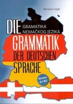 Die grammatik der deutschen sprache