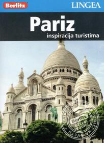 Pariz inspiracija turistima