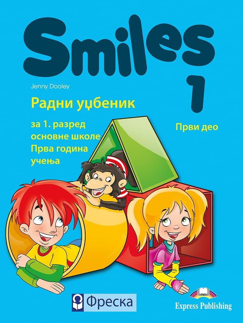 Smiles 1, udžbenik