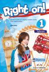 Right on 1 - udžbenik iz engleskog jezika za peti razred osnovne škole + CD