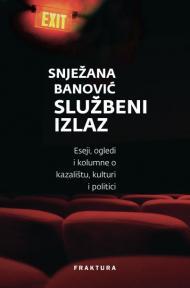 Službeni izlaz - eseji, ogledi i kolumne o kazalištu, kulturi i politici
