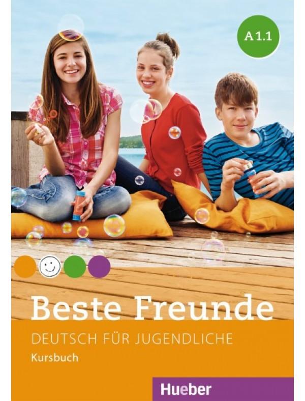 Beste Freunde A1/1 KB - nemački jezik za peti razred osnovne škole: udžbenik