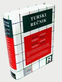 Tursko-srpski srpsko-turski rečnik