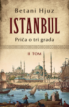 Istanbul: priča o tri grada - II tom