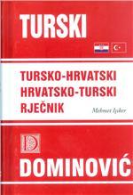Tursko-hrvatski, hrvatsko-turski rječnik
