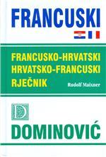 Francusko-hrvatski, hrvatsko-francuski rjčenik