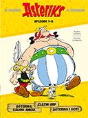 Asteriks - Knjiga 1
