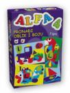 Alfa 4 - Pronađi boju i oblik