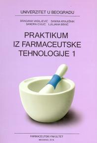 Praktikum iz Farmaceutske tehnologije 1