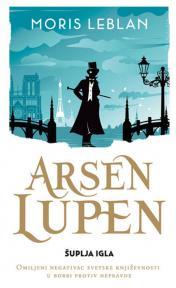 Arsen Lupen - Šuplja igla