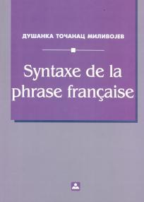 Syntaxe de la phrase française