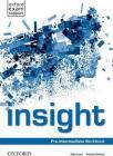 Insight pre-intermediate Radna sveska