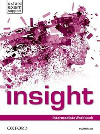 Insight intermediate Radna sveska