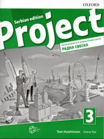 Project 3 Serbian Edition, radna sveska + CD